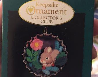 Keepsake Ornament collectors Club Miniature Free Shipping