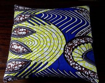 Cushion fabric wax