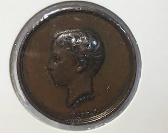 1 x Societe Du Prince Imperial Medal
