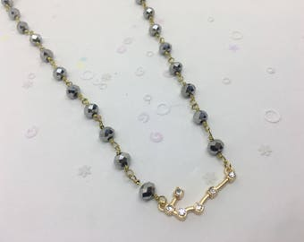 Star Consalation Necklaces