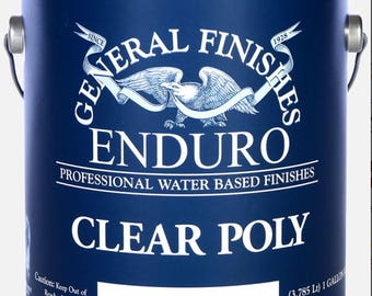 General Finishes Enduro Clear Poly