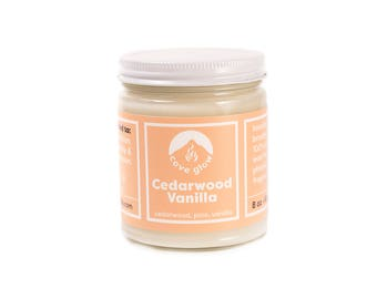 Cedarwood Vanilla