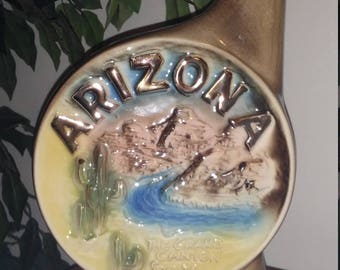 Vintage 1968 Arizona Jim Beam Bottle