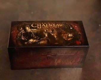 Texas Chainsaw Massacre keepsake box