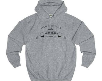 There's No Place Like Battersea T-Shirts/Sweaters/Hoodies