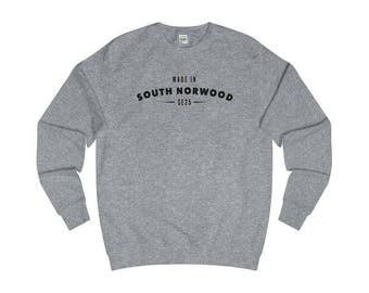 Made In South Norwood T-Shirts/Sweaters/Hoodies