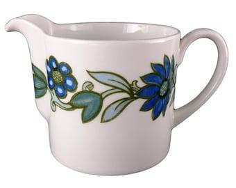 Susie Cooper 'Art Nouveau Blue' Milk Jug