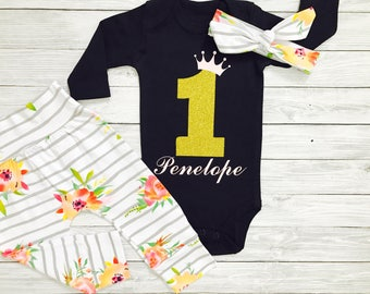 1st birthday outfit girl, first birthday outfit girl, 1st birthday girl, 1st birthday girl outfit, first birthday shirt, 1st birthday