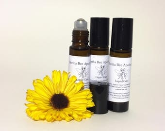 "Liquid Calm, ""Liquid Xanax"", Peace and Calming Essential Oil, Essential Oil for Anxiety, Natural Stress Relief, Essential Oils for Stress,"