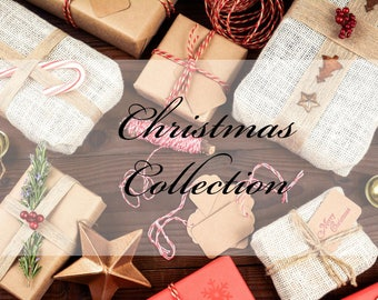 Lightroom Presets: Christmas Collection (70 presets)