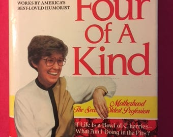 Erma Bombeck compilation book Hardcover 1985 Excellent condition