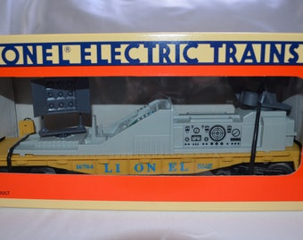 Lionel Trains T. V. Car 6-16704