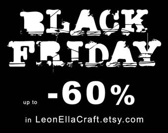 Black Friday Sale Discount coupons; up to 50 percent off; christmas sale; discount code; christmas gift; holiday sale; christmas decor