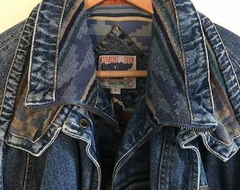 90's Vintage Denim Jacket