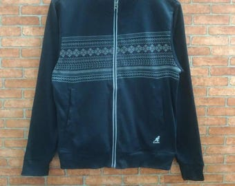Rare!! KANGOL sweater medium size