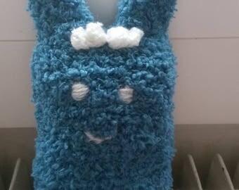soft stuffed toy knitting pattern