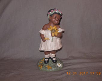 Holcombe All God's Children Sunshine #101 Figurine 1983 Martha Holcombe