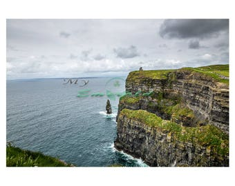Cliffs of Moher, Clare.