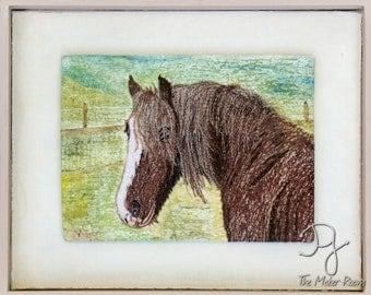 Farm Pets - Horse