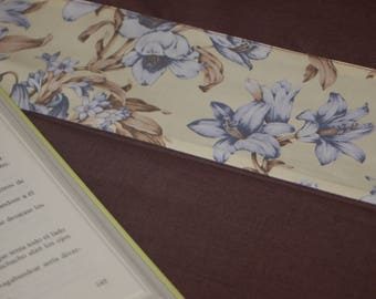 Set of sheets Chocolate and floral print