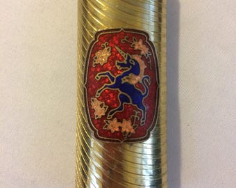 Vintage Unicorn Lighter Cover