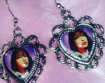 Amor Prohibido Selena Earrings