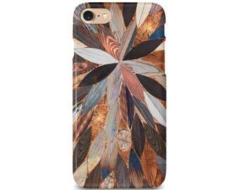 Wooden Print iPhone 8 Case Slice of Wood iPhones x Case Tree Slice Art iPhone 7 Plus Case Samsung s8 Cover iPhones 6 Case iPhone 5s Wooden