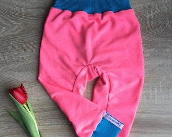 Wax trousers, girls trousers
