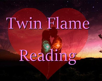 Twin Flame Reading