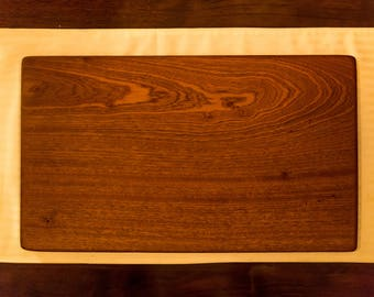 Handmade Solid Sapele Cutting board