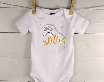Game of Thrones Gift - Wildling - Irish Baby Clothes - Game of Thrones Bodysuit - Game of Thrones T-Shirt - Game of Thrones Romper