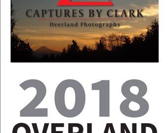 2018 overland calendar