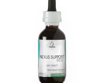 Nexus Support Alcohol-FREE Herbal Extract Tincture