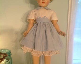 1950's Ideal Doll 19""