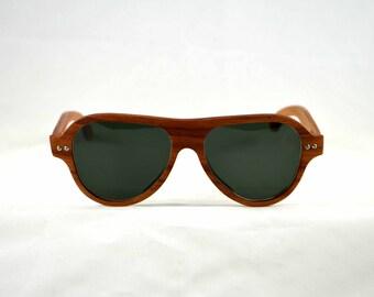 Empelt sunglasses model Talaes rosewood