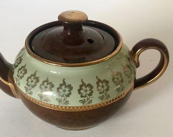 Vintage Sadler England Teapot #2426