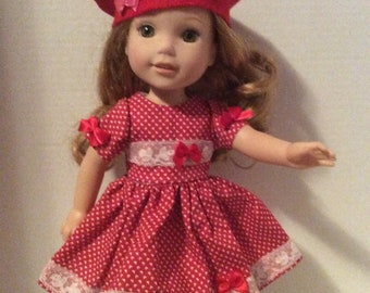 American Girl Wellie Wishers Homemade Clothes