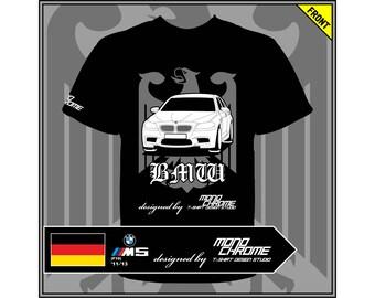 T-shirt BMW M5 '11-'13 (F10)