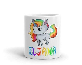 Iljana Unicorn Mug
