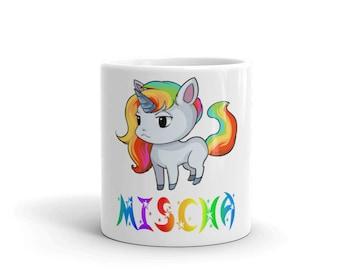 Misha Unicorn Mug