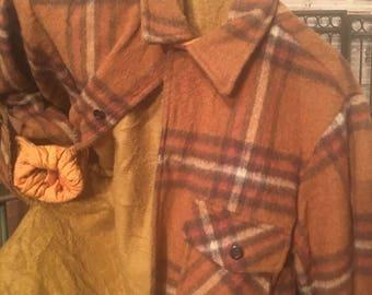 CPO vintage wool jacket