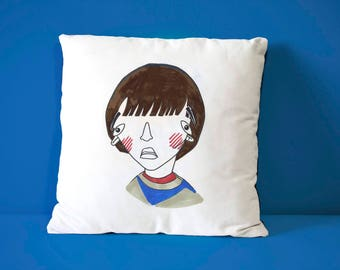 Cushion cover Will stranger things.