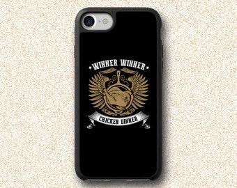 Winner Winner Chicken Dinner Case - PUGB Case - Winner Winner Chicken Dinner Men's Case