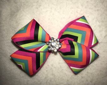 Large baby bow