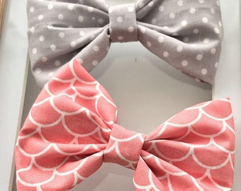 Tickled Pink Mix Maxi Butterfly Bows
