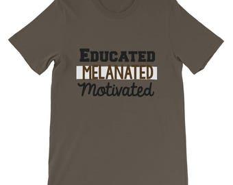 Educated Melanated Motivated