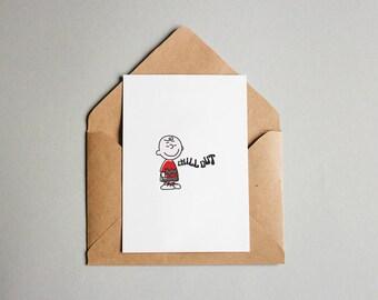 Charlie Brown Print
