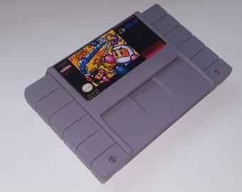 Bomberman REPRO SNES Super Nintendo Free Shipping
