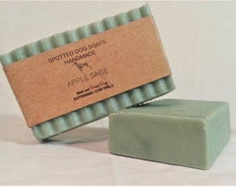 Apple Sage Bar Soap