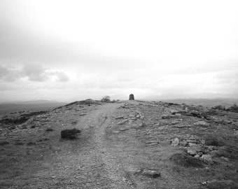 Looking North from Whitbarrow Scar A2 print